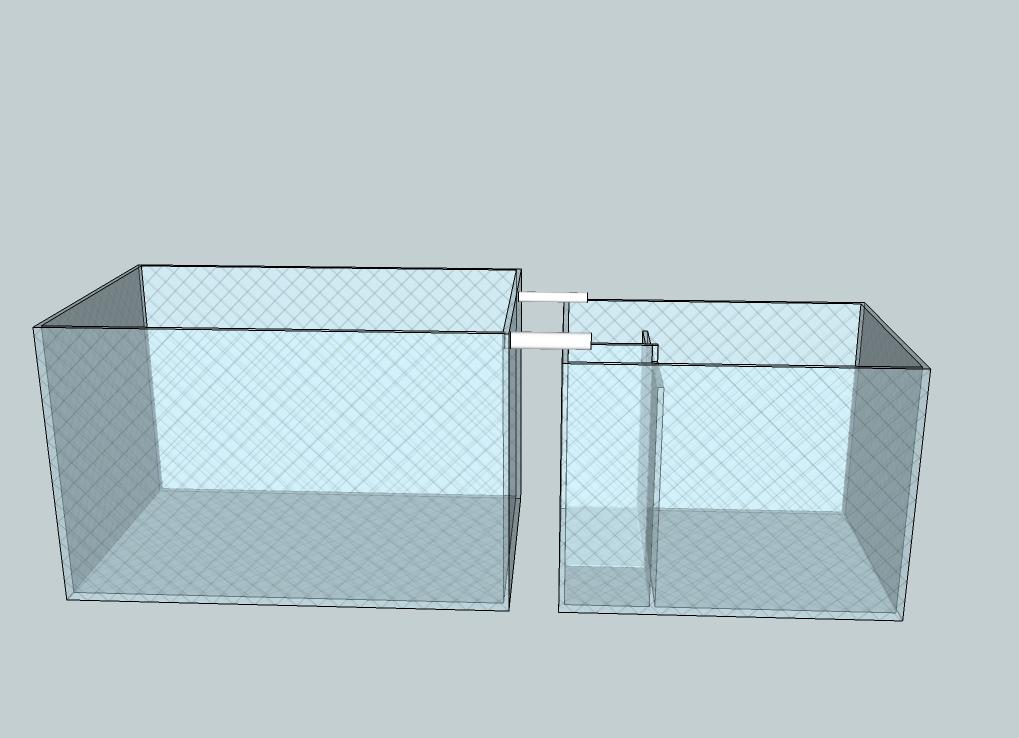 自制鱼缸沉淀桶图解