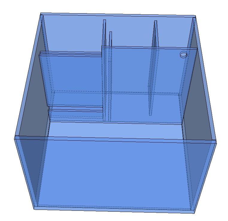 背滤鱼缸尺寸设计图分享展示