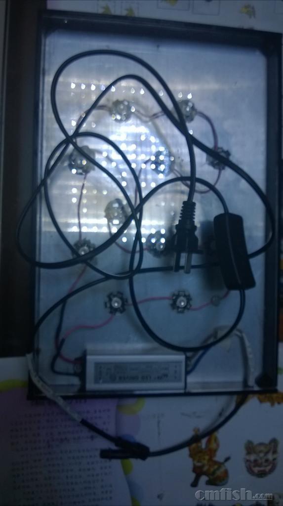 led灯翘板开关接线图解