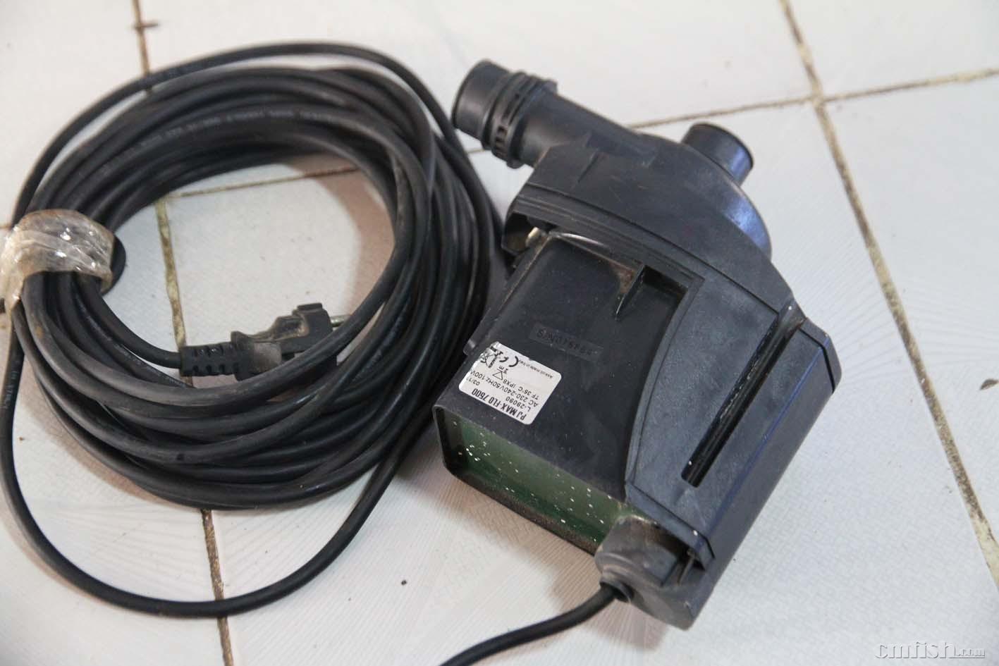 7线水泵如何接线?