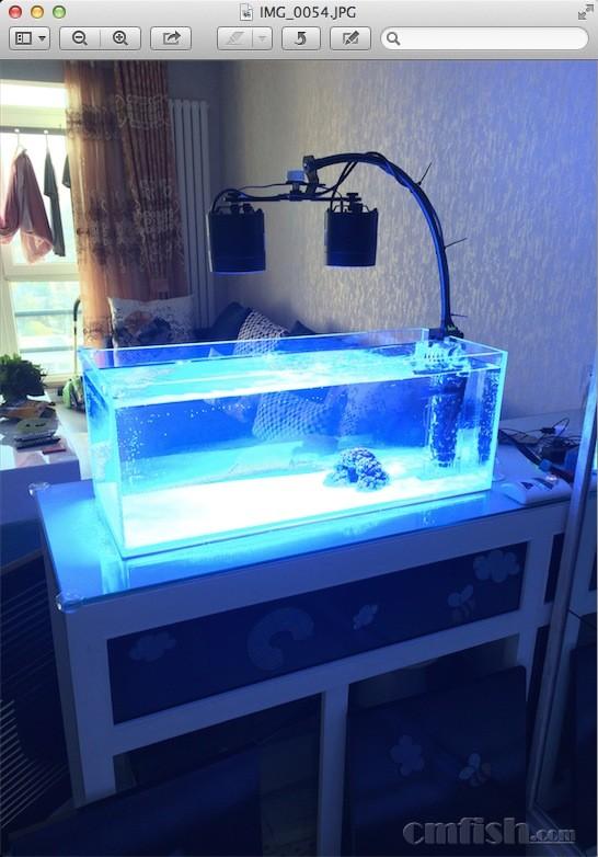 海水 矮缸 设计图