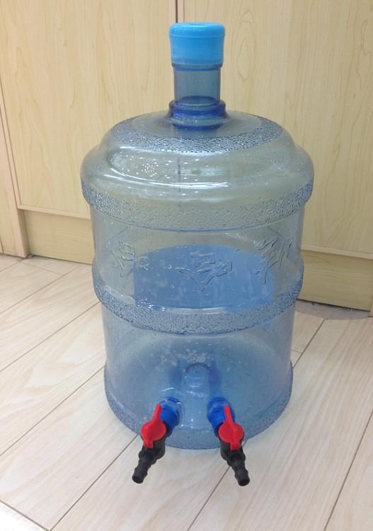 简单自制水桶包图解