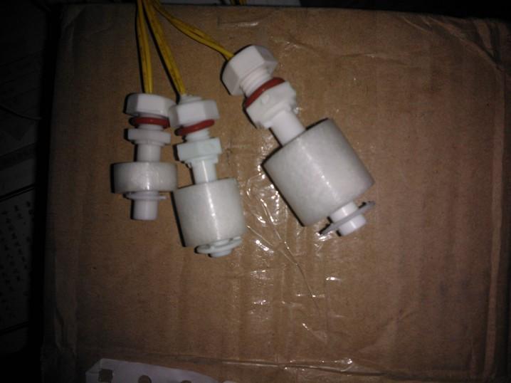 diy自动补水(12v直流水泵 浮球开关 整理箱) - 完爆补水桶