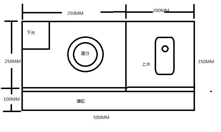 地缸设计图纸