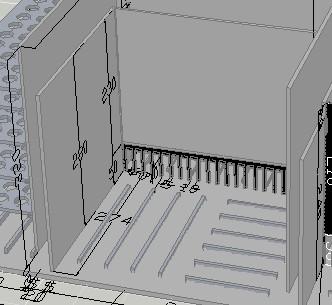 海水缸底缸过滤系统设计草图 完整版 提供源文件
